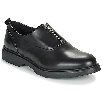 Cipők Férfi Bokacipők André BRADON Fekete