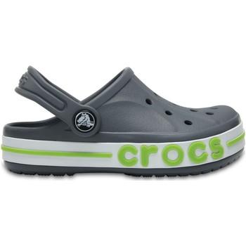 Cipők Gyerek Klumpák Crocs Crocs™ Bayaband Clog Kid's Charcoal