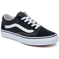 Cipők Gyerek Deszkás cipők Vans Old skool Fekete