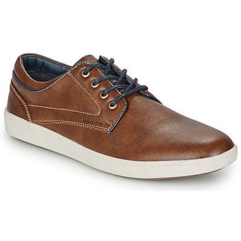 Cipők Férfi Oxford cipők André CHAINE Teve