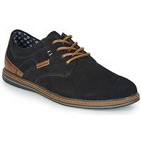 Cipők Férfi Oxford cipők André MARTIAL Fekete