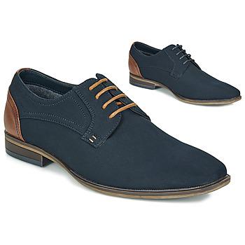 Cipők Férfi Oxford cipők André FYLON Tengerész