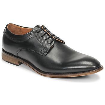 Cipők Férfi Oxford cipők André RUIBI Fekete