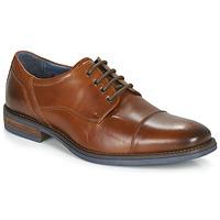 Cipők Férfi Oxford cipők André BYRON Konyak