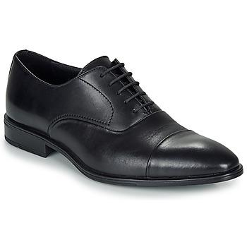 Cipők Férfi Bokacipők André REPLI Fekete