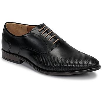Cipők Férfi Bokacipők André PERFORD Fekete