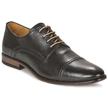 Cipők Férfi Oxford cipők André DERBYPERF Fekete