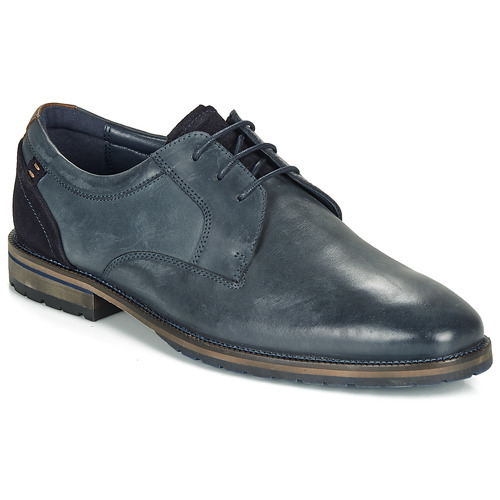 Cipők Férfi Oxford cipők André AIX Kék