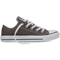 Cipők Gyerek Rövid szárú edzőcipők Converse Chuck taylor all star ox Szürke