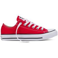 Cipők Gyerek Rövid szárú edzőcipők Converse Chuck taylor all star ox Piros