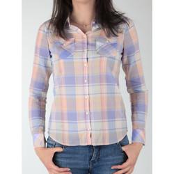 Ruhák Női Ingek / Blúzok Wrangler Koszula  Western Shirt W5045BNSF Wielokolorowy