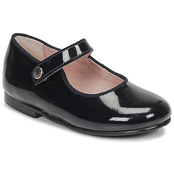 Cipők Lány Balerina cipők  André MADDI Tengerész