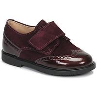 Cipők Lány Oxford cipők André JUNE Bordó