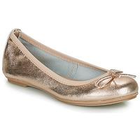 Cipők Lány Balerina cipők  André AVA Rózsaszín