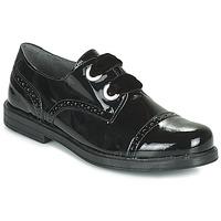Cipők Lány Oxford cipők André ALANA Fekete