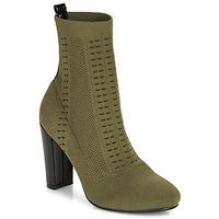 Cipők Női Bokacsizmák André ARIANA Zöld