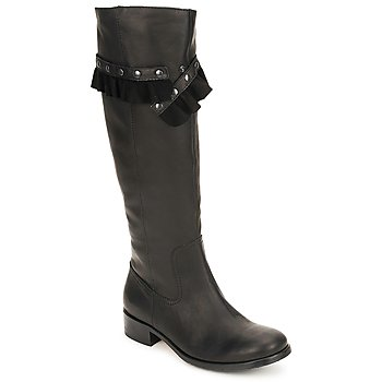 Cipők Női Városi csizmák Moschino Cheap & CHIC CA2601 Fekete