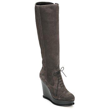 Cipők Női Városi csizmák Moschino Cheap & CHIC CA2603 Tópszínű
