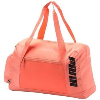 Táskák Utazó táskák Puma AT Grip Bag Pomaranczowe
