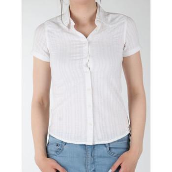 Ruhák Női Ingek / Blúzok Wrangler Koszula  Sammy W5021CA12 biały
