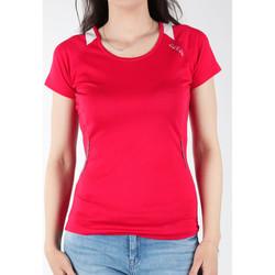 Ruhák Női Rövid ujjú pólók Dare 2b T-shirt  Acquire T DWT080-48S różowy