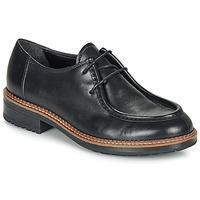 Cipők Női Oxford cipők André ETIENNE Fekete