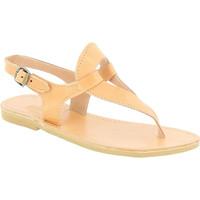 Cipők Női Szandálok / Saruk Attica Sandals ARTEMIS CALF NUDE Nudo