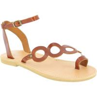 Cipők Női Szandálok / Saruk Attica Sandals APHRODITE CALF DK-BROWN marrone