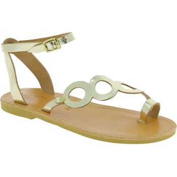 Cipők Női Szandálok / Saruk Attica Sandals APHRODITE CALF GOLD oro