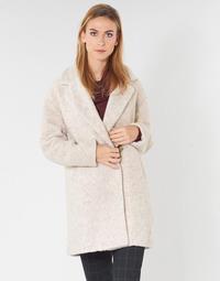 Ruhák Női Kabátok Only ONLNINA Bézs