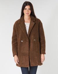 Ruhák Női Kabátok Only ONLNINA Barna