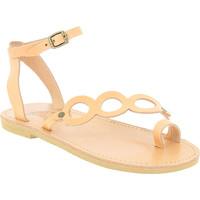 Cipők Női Szandálok / Saruk Attica Sandals APHRODITE CALF NUDE Nudo