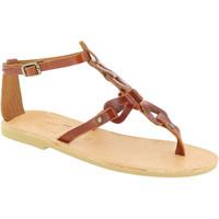 Cipők Női Szandálok / Saruk Attica Sandals GAIA CALF DK-BROWN marrone