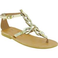 Cipők Női Szandálok / Saruk Attica Sandals GAIA CALF GOLD oro