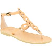 Cipők Női Szandálok / Saruk Attica Sandals GAIA CALF NUDE Nudo