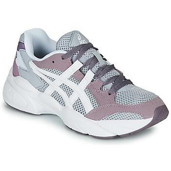 Cipők Női Rövid szárú edzőcipők Asics GEL-BND Szürke / Lila