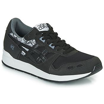 Cipők Férfi Rövid szárú edzőcipők Asics GEL-LYTE Fekete