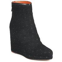 Cipők Női Bokacsizmák Missoni TONSU Fekete
