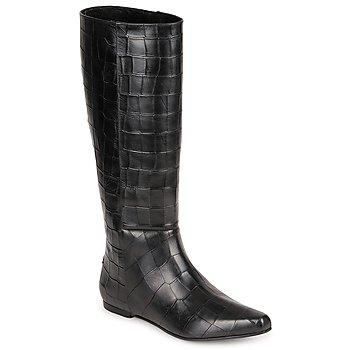 Cipők Női Városi csizmák Roberto Cavalli SPS749 Fekete