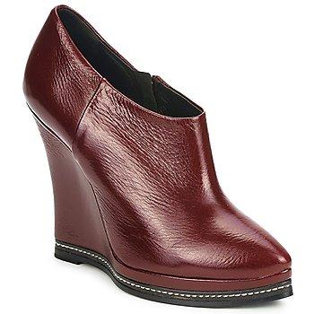Cipők Női Bokacsizmák Fabi FD9627 Barna