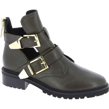 Cipők Női Bokacsizmák Steve Madden 91000599 10001 05025 Cachi