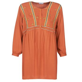 Ruhák Női Rövid ruhák Betty London LOULIA Narancssárga