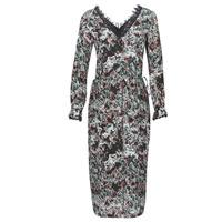 Ruhák Női Hosszú ruhák Heimstone LAKE Fekete  / Sokszínű