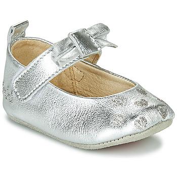 Cipők Lány Mamuszok Catimini CORIDA Ezüst