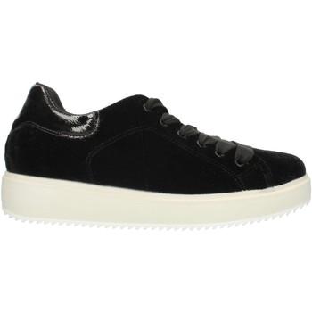 Cipők Női Rövid szárú edzőcipők IgI&CO 87701 Black