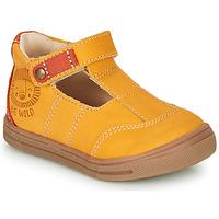 Cipők Fiú Rövid szárú edzőcipők GBB ARENI Narancssárga