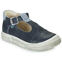 Cipők Fiú Magas szárú edzőcipők GBB DENYS Kék