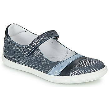 Cipők Lány Balerina cipők  GBB ECOPA Kék