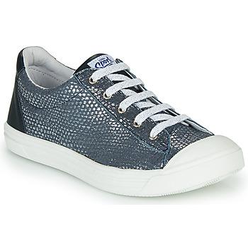 Cipők Lány Rövid szárú edzőcipők GBB MATIA Tengerész