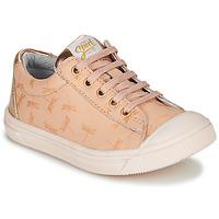 Cipők Lány Rövid szárú edzőcipők GBB MATIA Rózsaszín